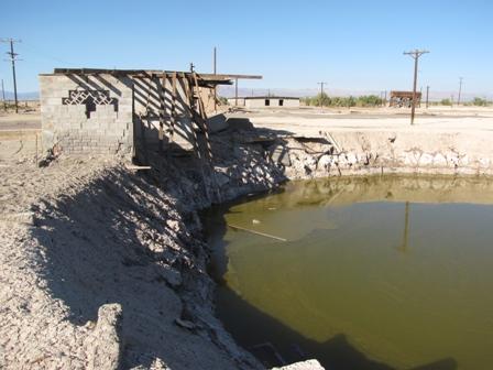 Bath House Sinkhole
